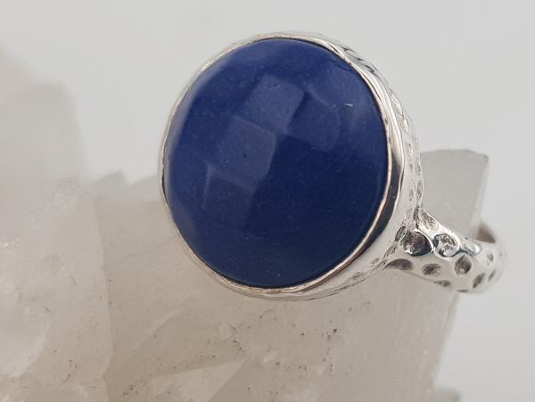 Inel Argint cu Lapis-Lazuli, cod 2330-LL [2]