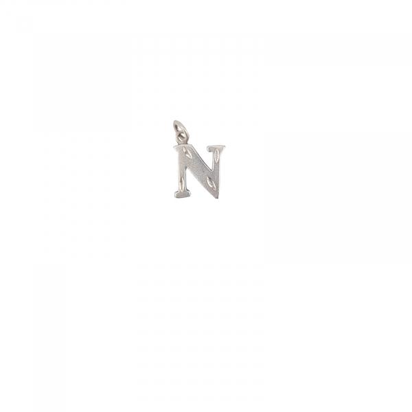 Pandantiv Argint 925% litera N- 2108 [0]