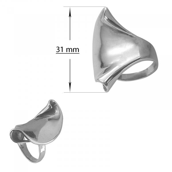 Inel Argint 925% design deosebit [2]