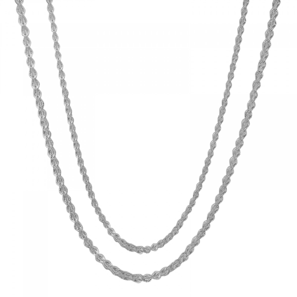 Lant Argint 925% placat cu rodiu [1]