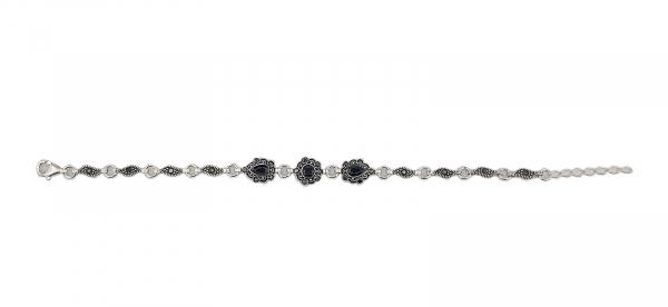 Bratara Argint 925% marcasite 1782A [0]