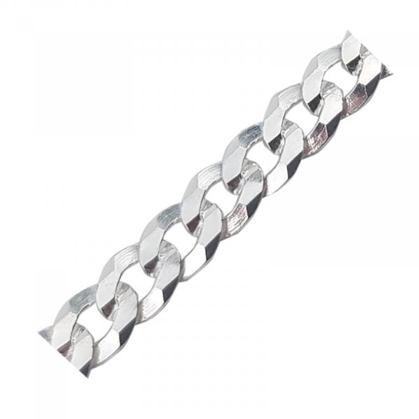 Bratara din Argint 925% ,grumetta flat 2000-22-35 [2]