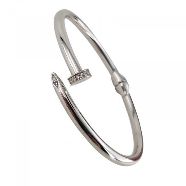 Bratara fixa din Argint 925% Glamour [1]
