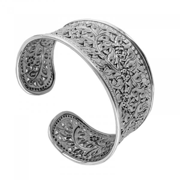 Bratara fixa Argint 925% hand-made, Eternity [1]