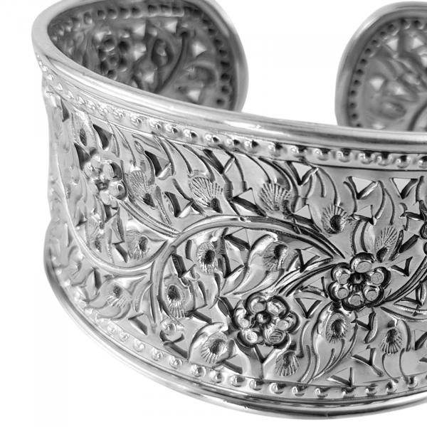 Bratara fixa Argint 925% hand-made, Eternity [3]