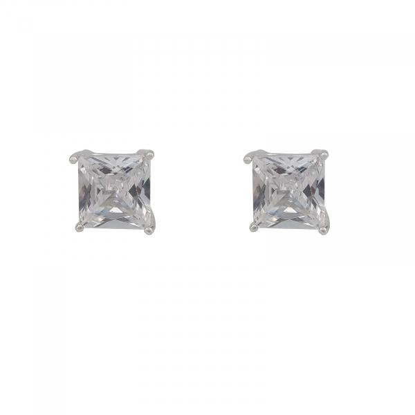 Cercei Argint 925% zirconiu 1506SQW8 [0]