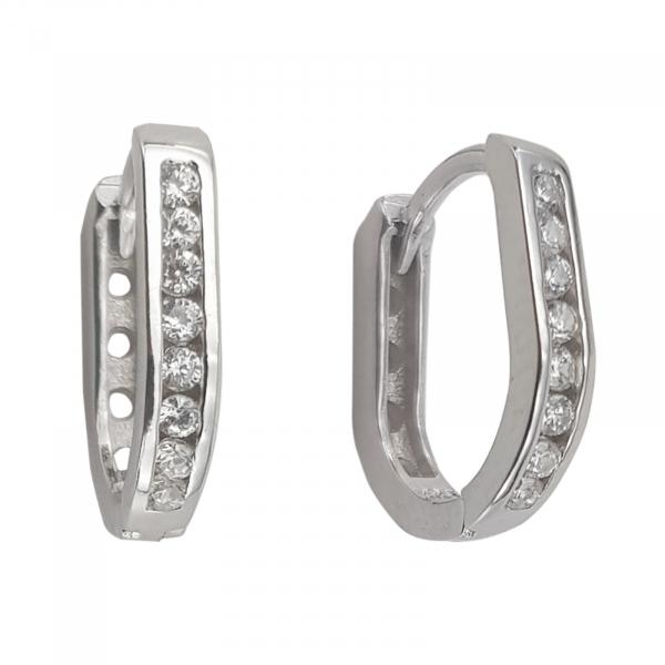 Cercei Argint 925% zirconiu 1597 [2]