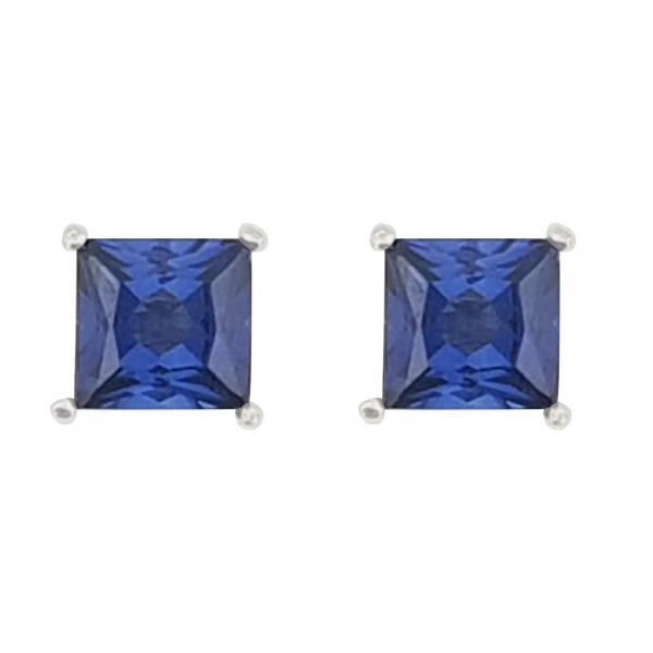 Cercei Ink-Blue din argint 925% [0]