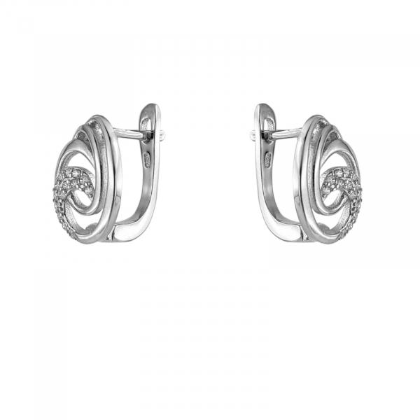 Cercei Argint 925% Curl [1]