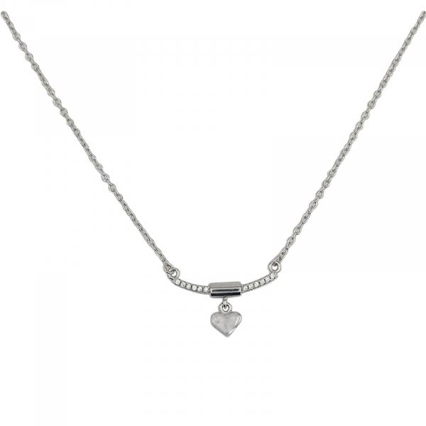 Colier Argint 925% zirconiu 1843 [0]