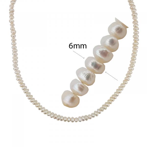 Colier perle cultura 1955 [2]