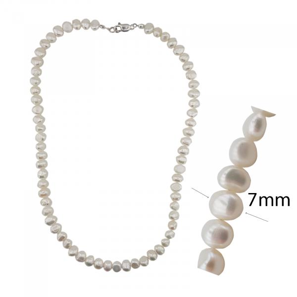 Colier perle cultura 1957 [2]