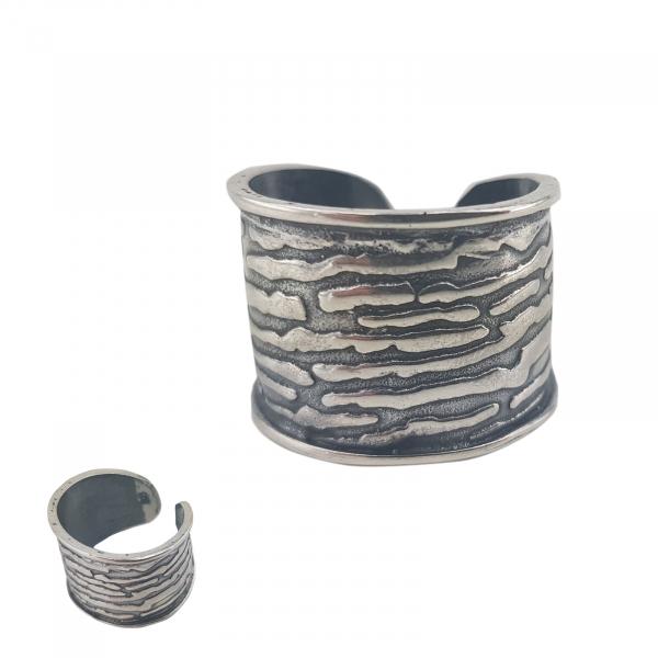 Inel Argint 925% reglabil 1010A [2]