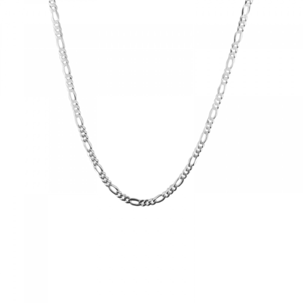 Lant Argint 925% pentru barbati model Figaro de 4mm [0]