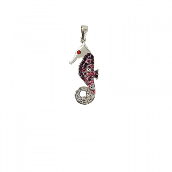 Medalion Argint 925% Pink Cute [0]