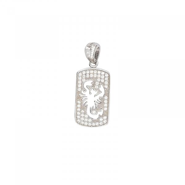 Medalion Argint 925% scorpion 1564 [0]