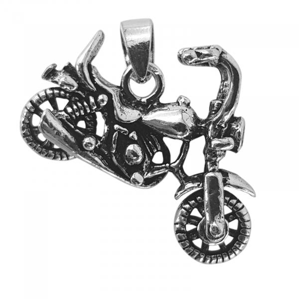 Medalion Argint 925% Trendy Bike [1]