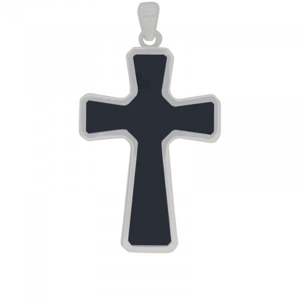 Pandantiv-cruce din Argint 925% -1465 [0]