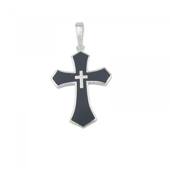 Pandantiv cruce din Argint 925% 2087 [0]