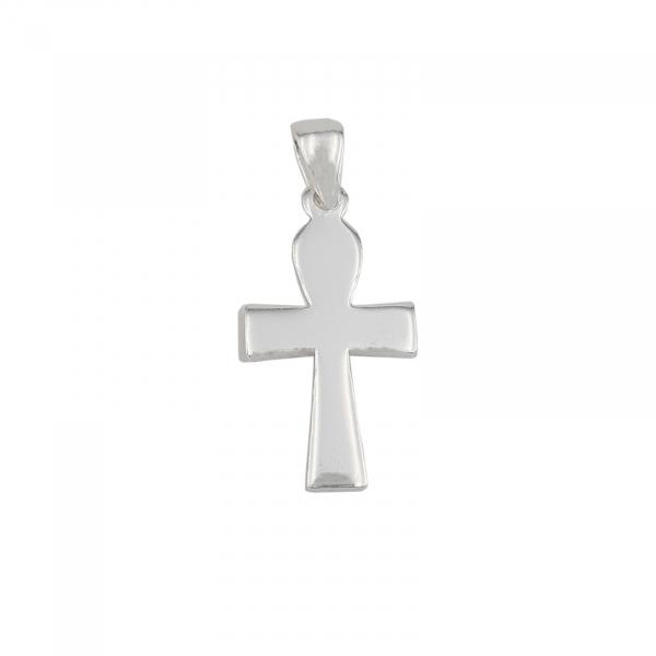 Pandantiv din Argint 925% in forma de cruce egipteana 1970 [0]