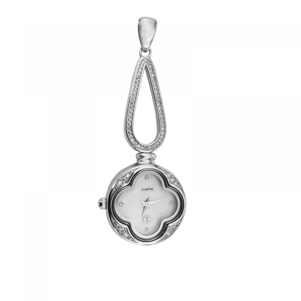 Ceas Argint 925% ,medalion [1]