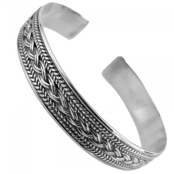 Bratara fixa din Argint 925% Twine [1]