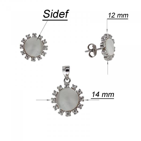 Set Argint 925% cu sidef [1]