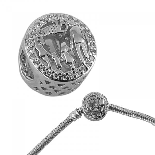 Talisman Argint 925% Family [1]