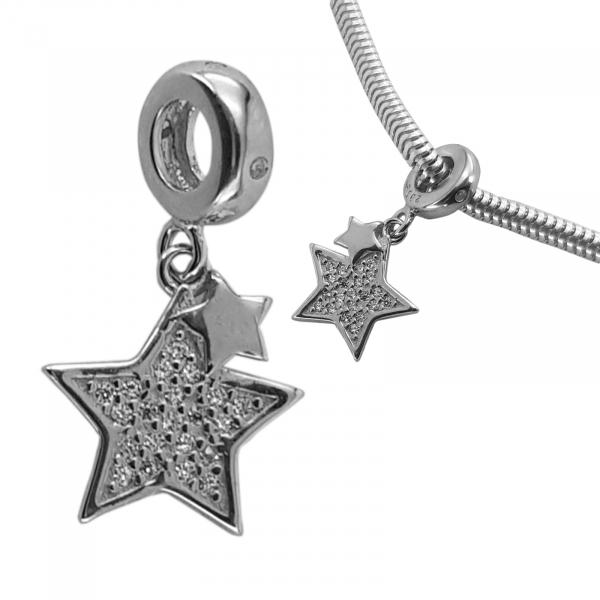 Talisman Argint 925% Sparkling Star [1]