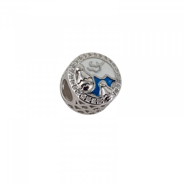 Talisman Argint 925% Blue Clouds [0]