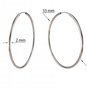 Creole Argint 925% de 53mm diametru [2]