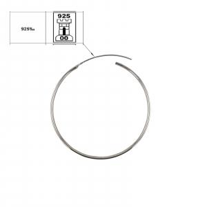 Creole Argint 925%  de 62mm diametru [3]