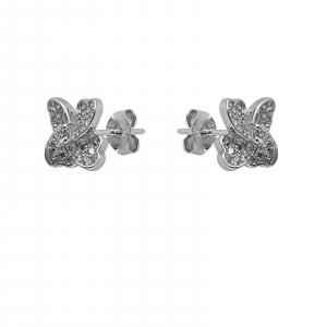 Cercei Argint 925% Hearts4 [1]