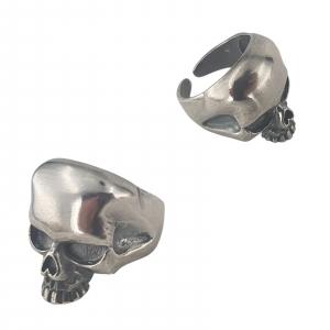 Inel Argint 925% sub forma de craniu [0]