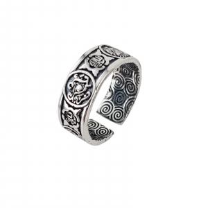 Inel Argint 925% reglabil Perpetual [0]