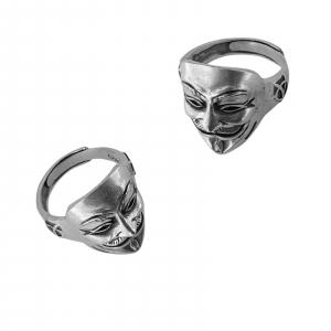 Inel Argint 925% , masca antichizata [0]
