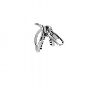 Inel Argint 925% model fermoar usor antichizat [0]
