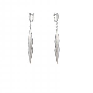 Cercei Argint 925% lungi Blade [0]