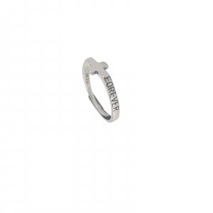 Inel Argint 925% in forma de cruce [0]