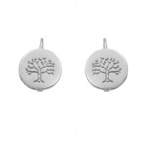 Cercei Argint 925% Copacul Vietii [1]
