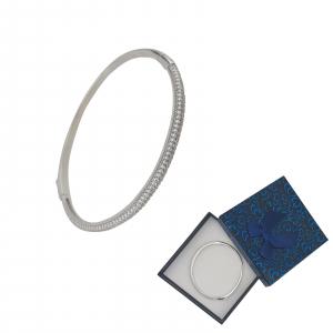 Bratara Argint 925% fixa cu zirconiu alb 2165 [0]