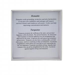 Bratara cu turcoaz si hematit [2]