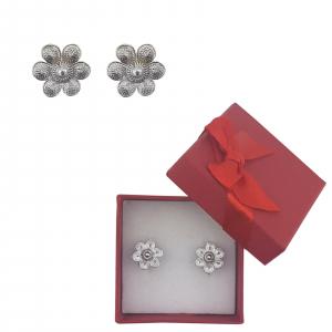 Cercei Argint ,petale ,model 2357 [1]