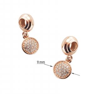 Talisman Argint 925% roz-gold [1]