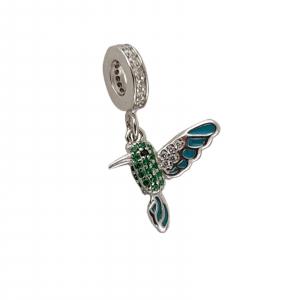 Talisman Argint 925% Fly Bird [0]
