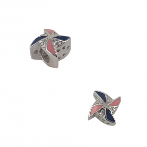 Talisman Argint 925% Color Windmill [0]