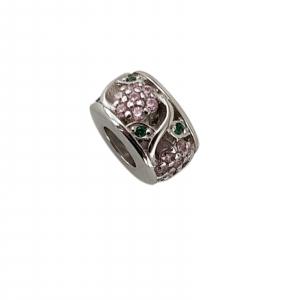 Talisman Argint 925% Pink Flower [0]