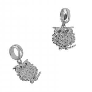 Talisman Argint 925% Little Owl [0]