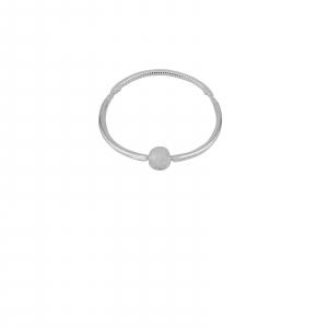 Bratara Argint 925% fixa cu bila [1]