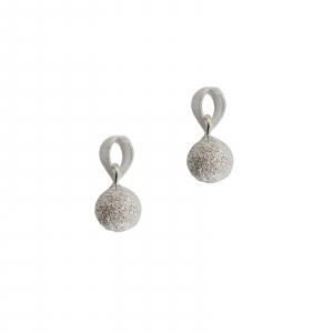 Medalion Argint sfera de 8mm,cod 1723 [0]